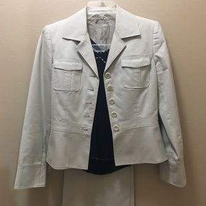 Antonio Melani Two Piece Suit/Halter Style Cami